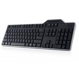 DELL KB-813 česká klávesnice se čtečkou čipových karet, černá (580-18352)