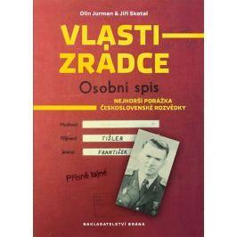 Jurman Olin, Skotal Jiří,: Vlastizrádce - Osobní spis