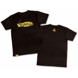 Black Cat Triko T-Shirt Black XXXL