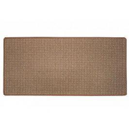 Hnědý kusový koberec Birmingham 160x240 cm