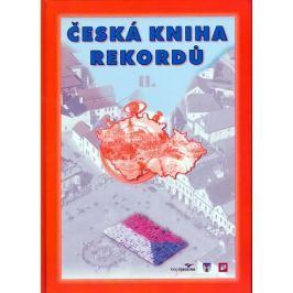Rafaj,Marek,Vaněk: Česká kniha rekordů II.
