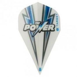 Target – darts Letky PHIL TAYLOR - The Power Vapor White Blue 34330070