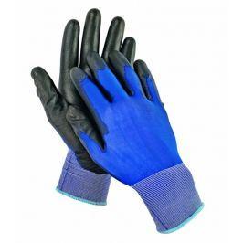 Červa SMEW rukavice nylonové modrá/černá 7