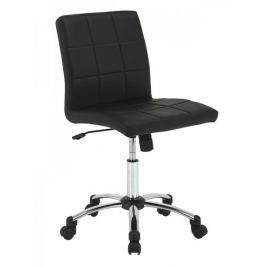 Design Scandinavia Pracovní židle Sandra, černá