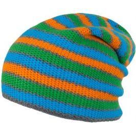 Sensor Čepice Stripes Modrá/Zelená/Oranžová
