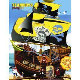 TEAMBOYS Pirates ship