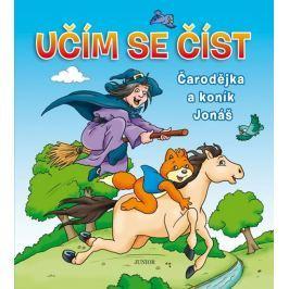 Čarodějka a koník Jonáš - Učím se číst