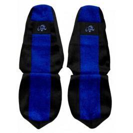 F-CORE Potahy na sedadla PS16, modré