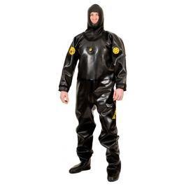VIKING TRELLEBORG Oblek suchý PRO s latexovou kuklou, Viking, EXL