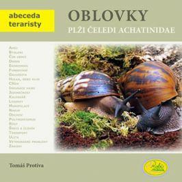 Protiva Tomáš: Oblovky plži čeledi achatinidae - Abeceda teraristy