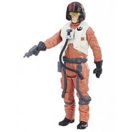 Star Wars E8 Force Link figurka sdoplňky - Poe Dameron