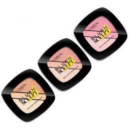 L'Oréal Multifunkční paletka rozjasňovačů pleti 3 v 1 Infaillible Blush Sculpt (Trio Countouring Blush) (Ods