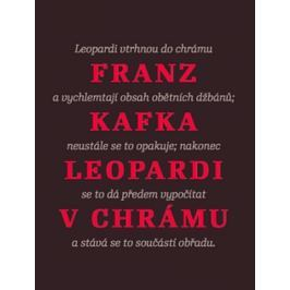 Kafka Franz: Leopardi v chrámu
