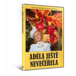 Adéla ještě nevečeřela   (DIGITÁLNĚ RESTAUROVANÝ FILM)   - DVD