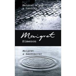 Simenon Georges: Maigret a muž z lavičky, Maigret a bezdomovec