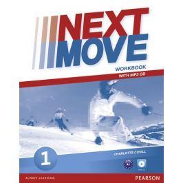 Covill Charlotte: Next Move 1 Workbook & MP3 Audio Pack