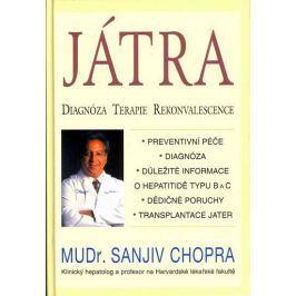 Chopra Sanjiv: Játra - Diagnóza,Terapie, Rekonvalescence