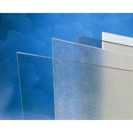 LanitPlast Polykarbonát plný  0,75 mm čirý 1,25x2,05 m