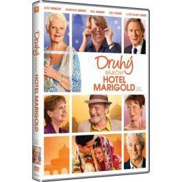 Druhý báječný hotel Marigold   - DVD