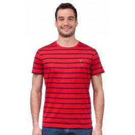 Gant pánské tričko M červená