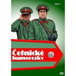 Četnické humoresky 1   - DVD