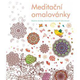 Meditační omalovánky - Báječné obrázky, které doslova rozpustí vaše starosti