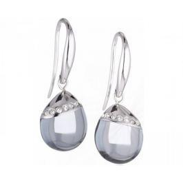 Skagen Elegantní ocelové náušnice SKJ0174040