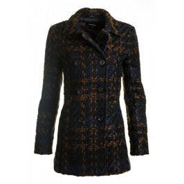 Desigual dámský kabát 36 tmavě modrá