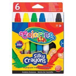 Pastelky Silky 3v1 Colorino 6 barev