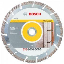 Bosch Diamantový dělicí kotouč Standard for Universal 230 × 22,23 mm