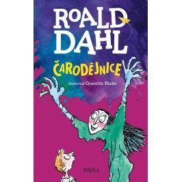 Dahl Roald: Čarodějnice