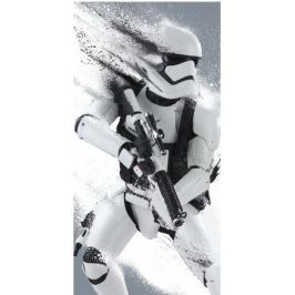 Jerry Fabrics Osuška Star Wars Trooper 70x140 cm