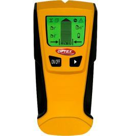 Optex Digitální detektor kovu, dřeva a AC vedení DET-06 - rozbaleno