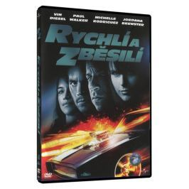 Rychlí a zběsilí   - DVD