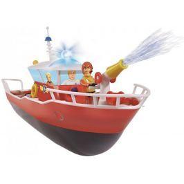 Dickie RC Požárník Sam člun Titan 1:16
