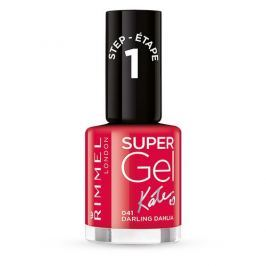 Rimmel Gelový lak na nehty Super Gel (Nail Polish) 12 ml (Odstín 033 Happily Evie After)
