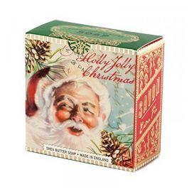 Michel Design Works Luxusní mýdlo v elegantní krabičce Radostné Vánoce (Shea Butter Soap) 100 g