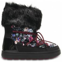 Crocs Lodge Point Graphic Lace Boot W Tropical/Black 37,5