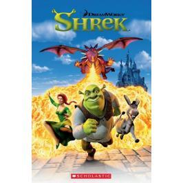 Hughes Annie: Popcorn ELT Readers 1: Shrek 1 with CD