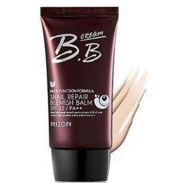 MIZON BB krém s filtrátem hlemýždího sekretu 45% SPF 32 (Snail Repair Blemish Balm) 50 ml (Odstín Rose Bei