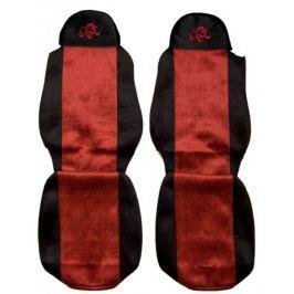 F-CORE Potahy na sedadla PS05, červené