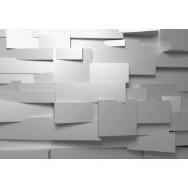 Walplus Tapeta Deconstructivism, 366 x 254 cm