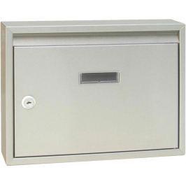 J.A.D. TOOLS Poštovní schránka nerezová TX0124