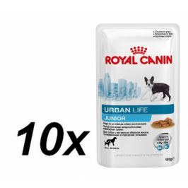 Royal Canin Urban Life Junior Dog 10 x 150 g