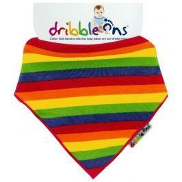 XKKO Dribble Ons Designer Rainbow