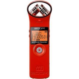 Zoom H1 Red Edition Kapesní rekordér