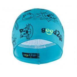 good2go chlapecká funkční čepice Mikro Cool Max GOOD2GO 40 - 43 modrá