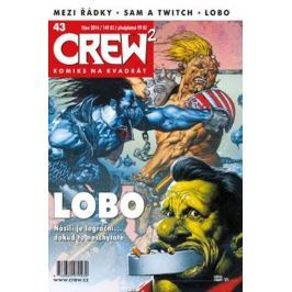 Crew2 - Comicsový magazín 43/2014