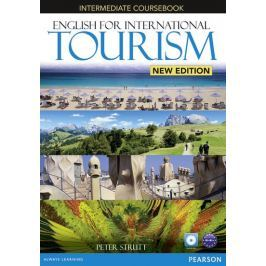 Strutt Peter: English for International Tourism Intermediate New Edition Coursebook and DVD-ROM Pack