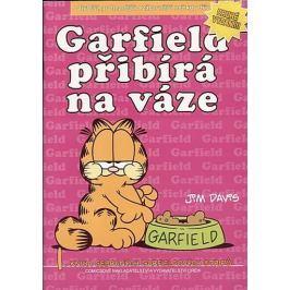 Davis Jim: Garfield přibývá na váze (č.1)